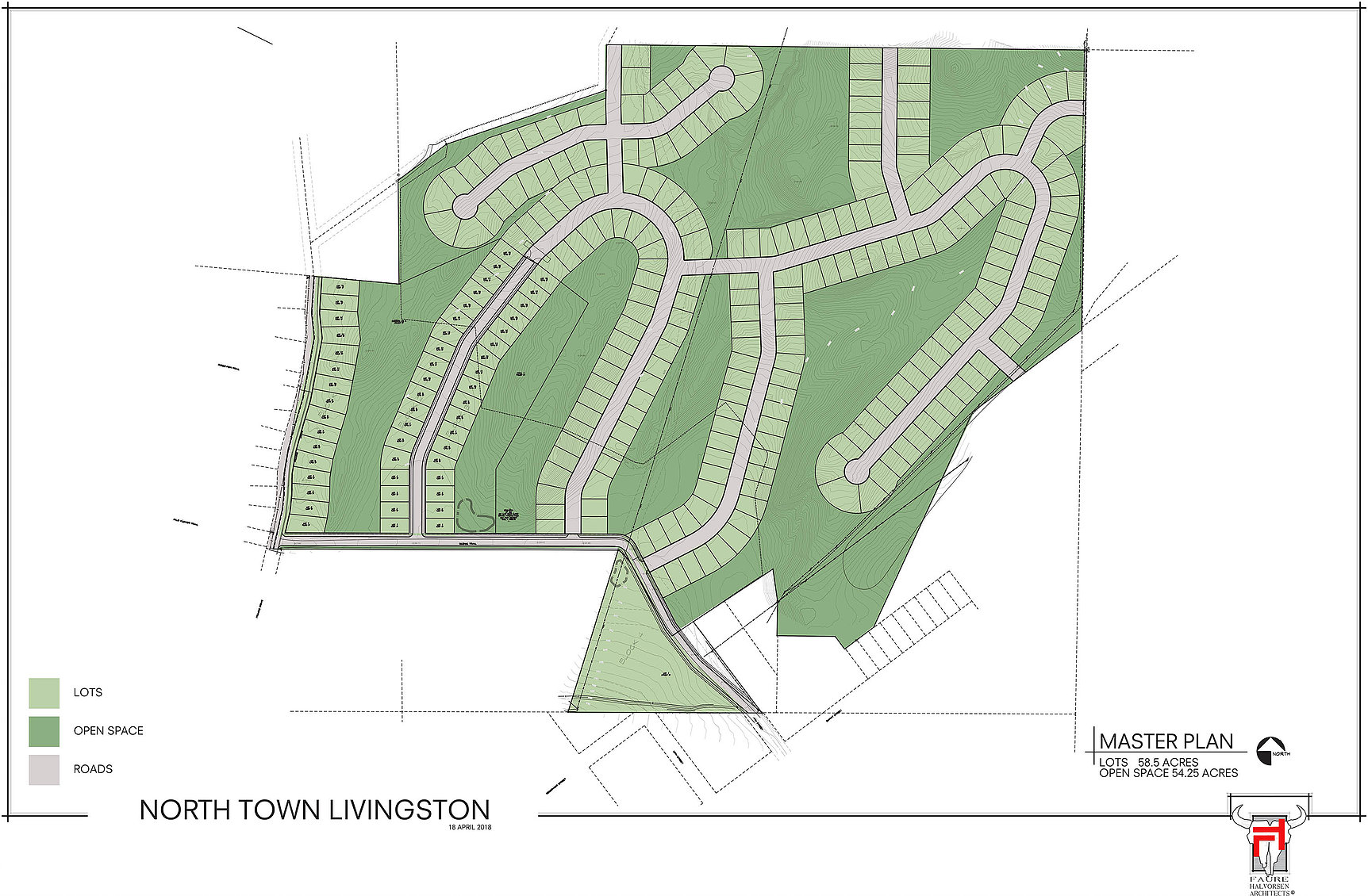 Northtown Livingston Phase Master Schematic