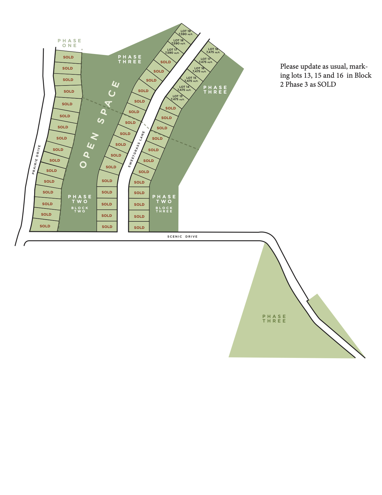 NorthTown Phase map2000
